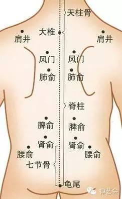 少林禅医:后背撞墙是很好的锻炼方法