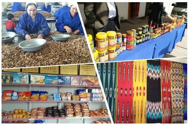 心系边疆,直销天山随同新疆农业产业化发展局到南疆调研