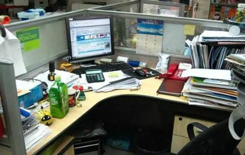 你的办公桌上,藏着你的未来